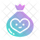 Money Donation Charity Icon