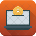 Donation Online Fundraising Icon