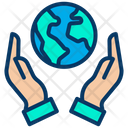 Charity Global Donation Donation Icon