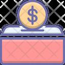 Donate Dollar Money Icon