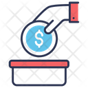 Give Donate Money Icon