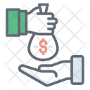 Contribution Charity Donation Icon