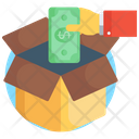 Donation Charity Financial Help Icon
