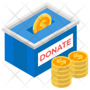 Crowdfunding Fundraising Investment Icon