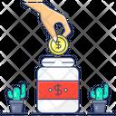 Donation Benefit Contribution Icon