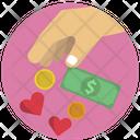 Money Coin Dollar Icon