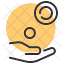 Donation Charity Funds Icon