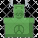 Donation Box Donate Icon