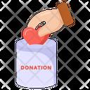 Charity Donation Love Donate Icon