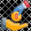 Donation Humanitarian Sharing Icon