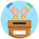 Funding Donation Charity Icon