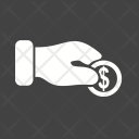 Donation Give Money Icon