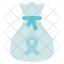 Charity Donation Donation Bag Icon