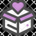 Donation Box Donation Box Icon