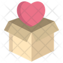 Donation Box Donation Charity Icon