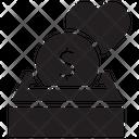 Box Charity Contribution Icon