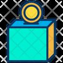 Donation Coin Icon