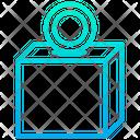 Contribution Coin Donation Icon