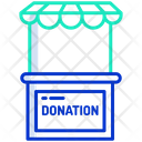 Donation Stoll Icon