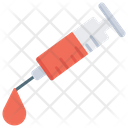 Donation Syringe Icon