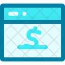Donation Web Donation Page Icon