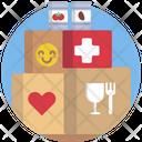 Food Medicine Help Icon