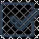 Seo Web Done Icon