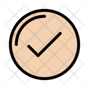 Done Check Complete Icon