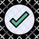 Tick Good Check Icon