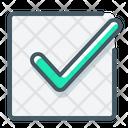 Check Mark Checkbox Tick Icon