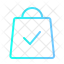 Shopping Bag Right Shopping Bag Icon