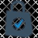 Accept Bag Confirm Icon