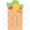 Doner Kebab Pack Symbol Icon