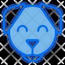 Dong Face Emoticon Icon