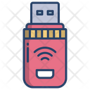 Dongle Usb Wireless Icon