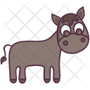 Animal Donkey Wild Animal Icon