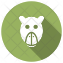 Donkey Animal Zoo Icon