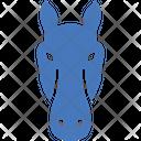 Ass Mule Okapi Icon