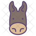 Donkey Animal Farm Icon