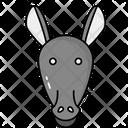 Donkey Animal Icon