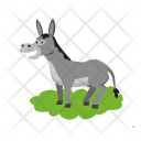 Donkey Animal Icon