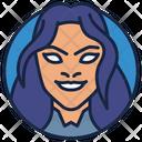 Donna Troy Starfire Girl Dark Knight Icon
