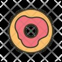 Donnut Dessert Sweet Icon