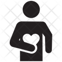 Donor Care Charity Icon