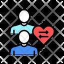 Donor Disease Patient Icon