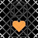 Donot Disturb Heart Icon
