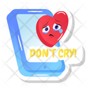 Dont Cry Icon