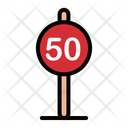 Dont Drive Over Speed Limit Speed Icon