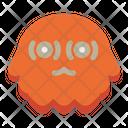 Dont See Emoticon Emoji Icon