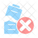Damaged Battery Drone Icon